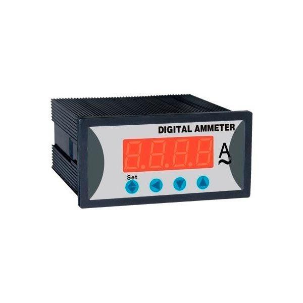 Instrumentación Industrial - Amperímetro Digital - resistenciasindustrialescessa.com