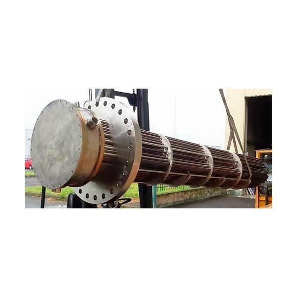 Resistencia Tubular para Aceite - Banco de Inmersión - resistenciasindustrialescessa.com